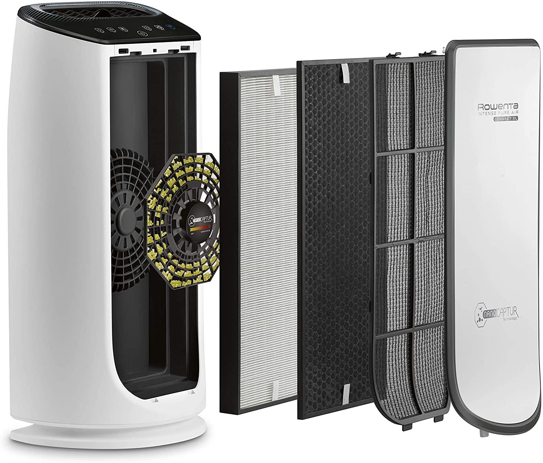 filtros purificador de aire rowenta