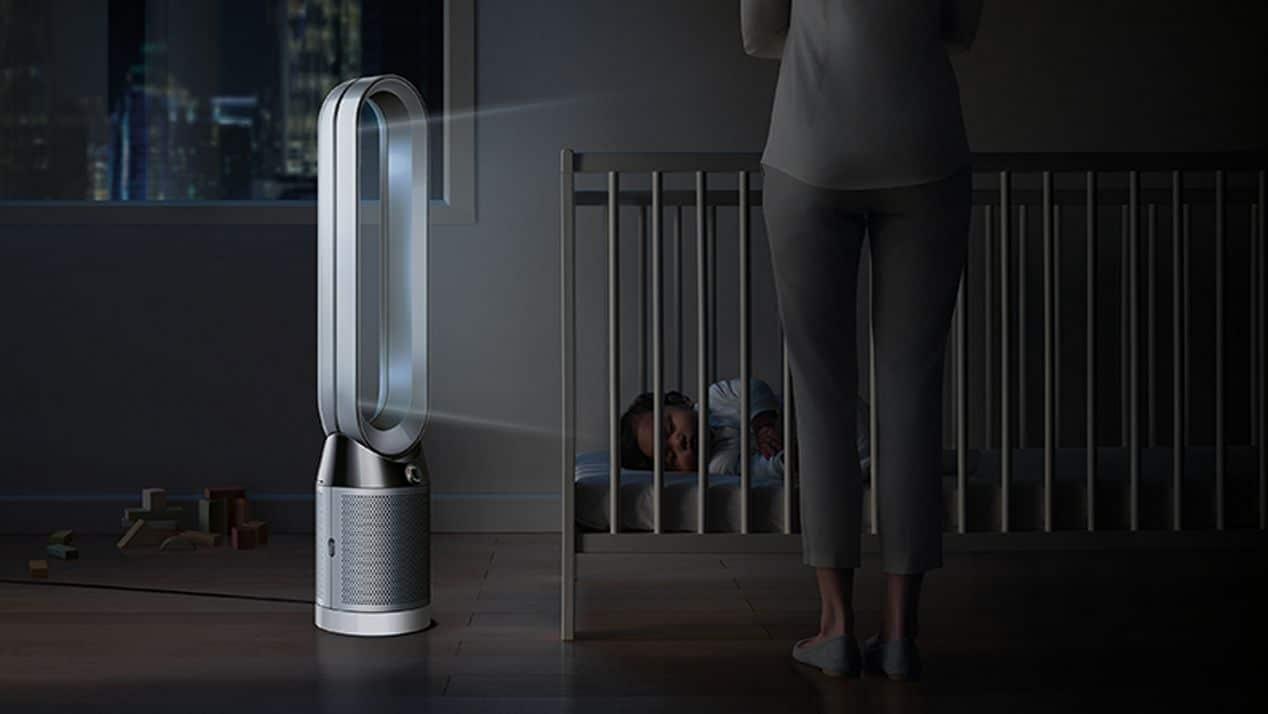 purificador de aire para bebes
