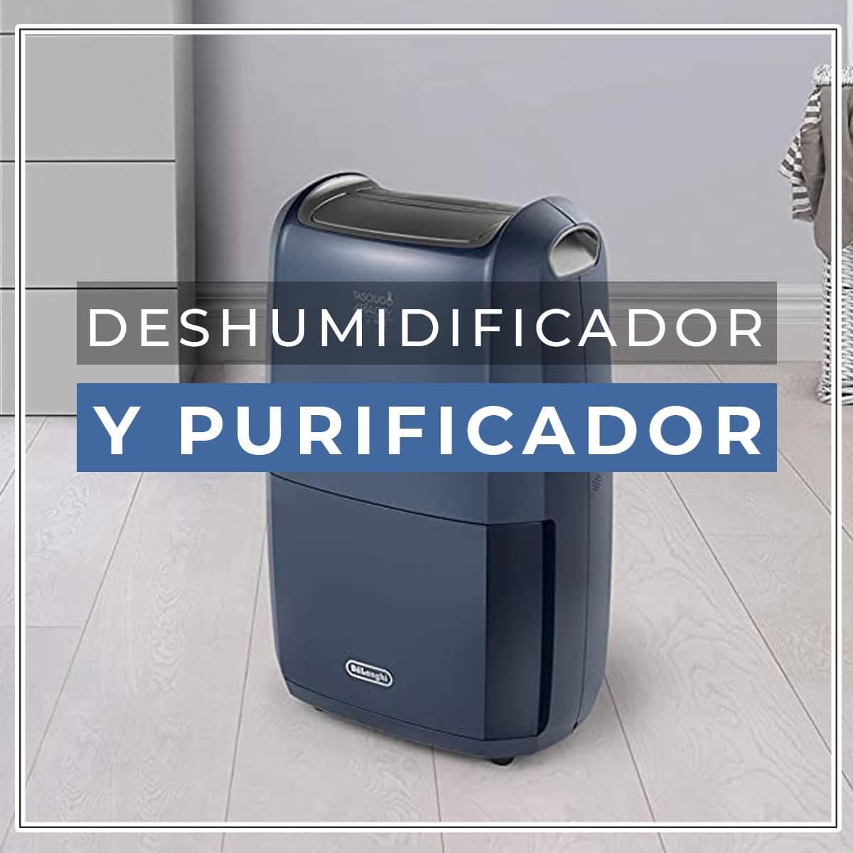 deshumidificador purificador