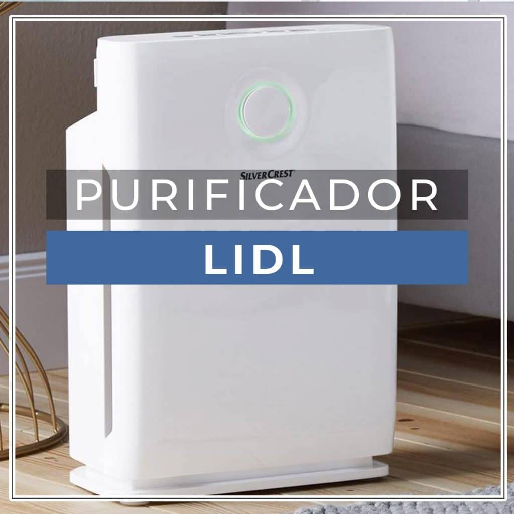 Purificador de aire LIDL