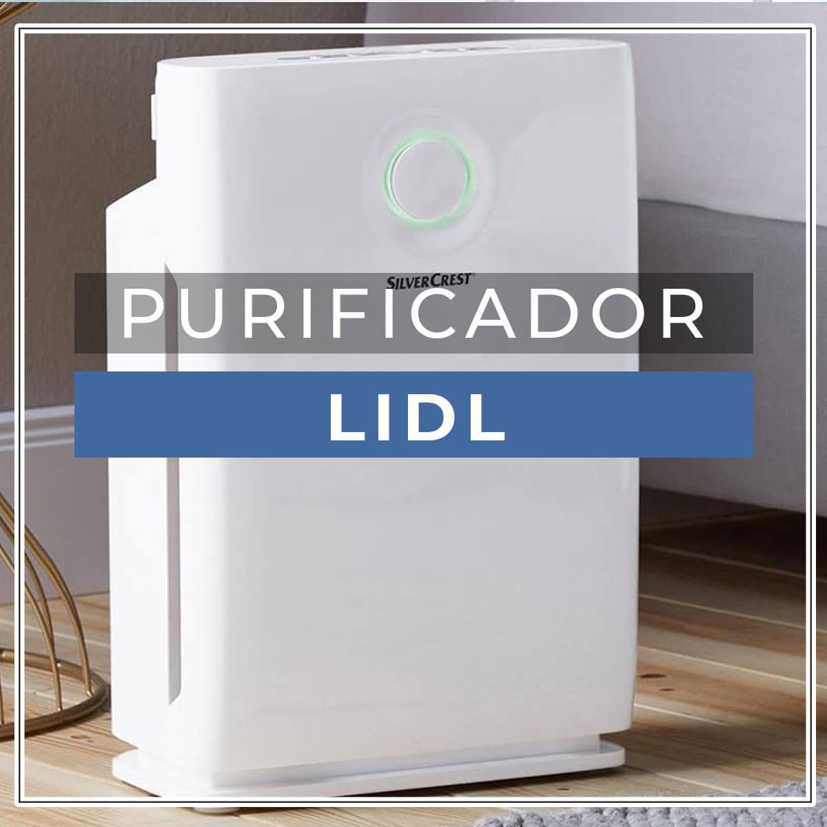 purificador lidl