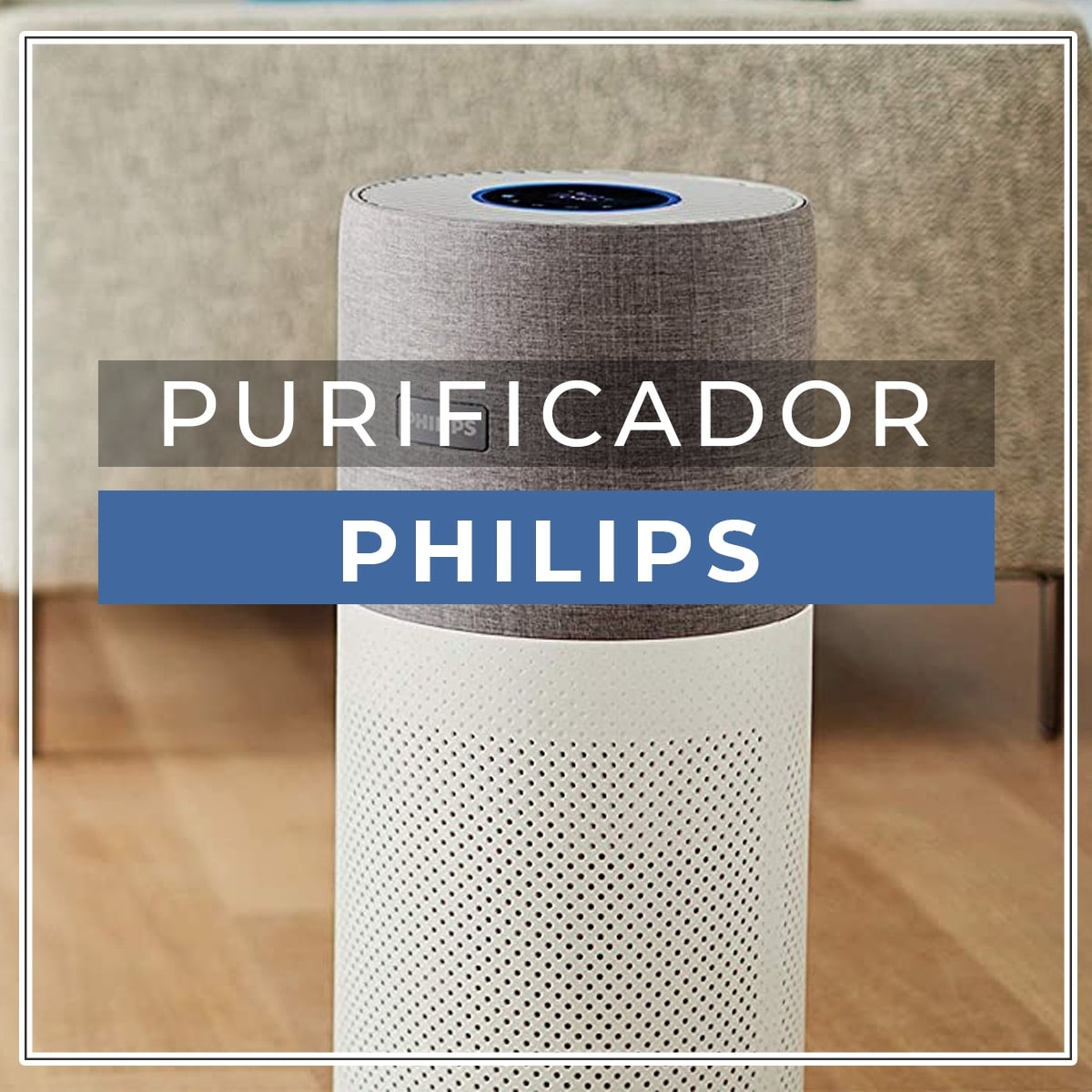purificador philips